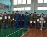 На кафедре «Пожарная безопасность» наградили лучших студентов