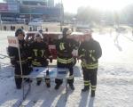 Пожарно-тактические учения ООО «Универмаг»