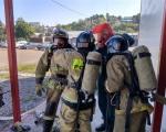 Пожарно-тактические занятия на ООО «Союз Сервис Строй Ремонт»