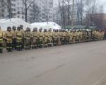 Аэромобильная группировка Главного управления МЧС России по Республике Башкортостан прибыла в г. Ижевск, спасатели приступили к работам