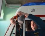 Личный состав 22 отряда принял участие  во Всероссийской акции  «Георгиевская лента»