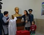В  Уфе открыли бюст погибшему пожарному 4-й пожарной  части  Анасу Гумерову