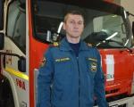 «Лучший пожарный»  Хайруллин Алмаз Гизарович
