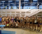 Соревнования по плаванию среди подразделений отряда