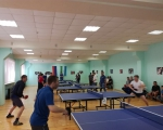 В соревнованиях по настольному теннису среди подразделений 22 отряда победила команда ПЧ-2