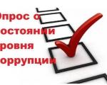 Главное управление МЧС России по Республике Башкортостан проведет онлайн-опрос граждан по оценке работы по противодействию коррупции